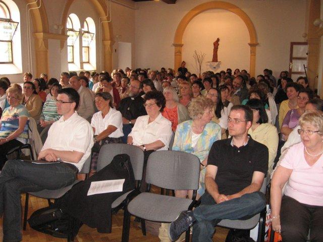 Családkongresszus Máriabesnyőn, november 13-15-én – meghívó