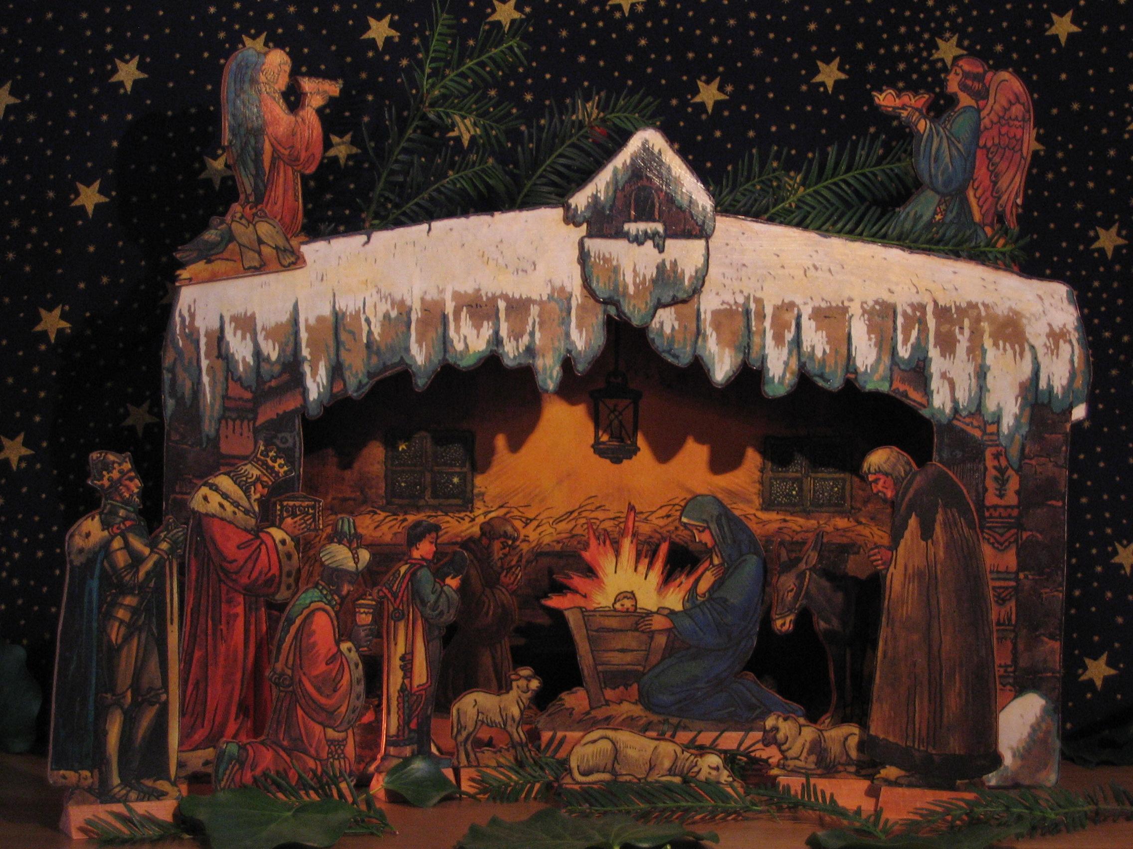 Velünk az Isten! –  püspök atya újévi köszöntője (2015)