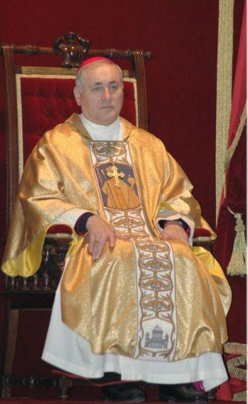10 éve történt – Bíró László tábori püspök beiktatása