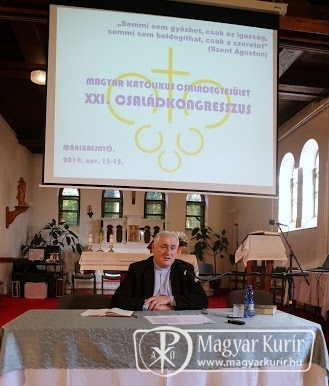 Családkongresszust tartottak Máriabesnyőn – VIDEÓVAL