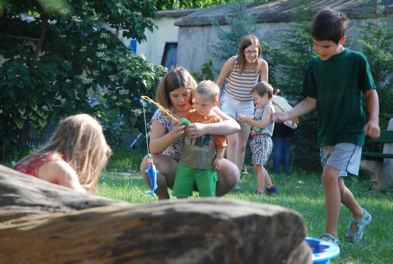 JÓ nekünk itt lenni! – házasságépítő családos tábor, 2015  – Galériával
