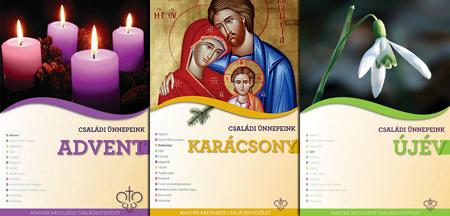 Családi ünnepeink: Advent, Karácsony, Újév – Bíró László előszavával
