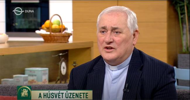 A húsvét mai üzenete – Bíró László a Duna TV-n!
