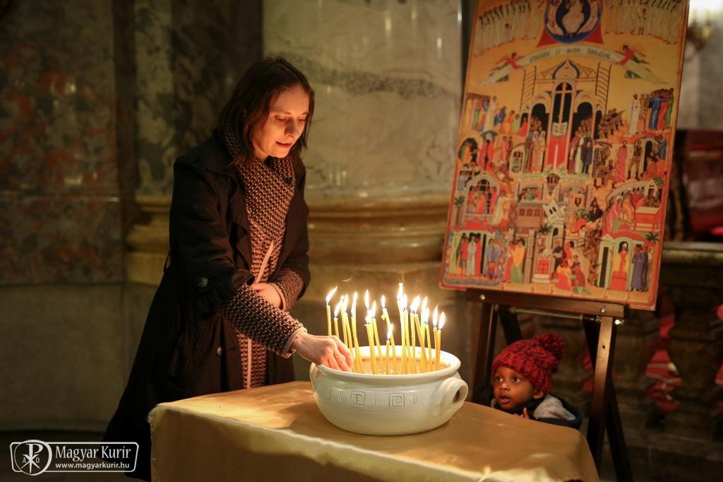 Ökumenikus imaórát tartottak a keresztény vértanúk emlékére