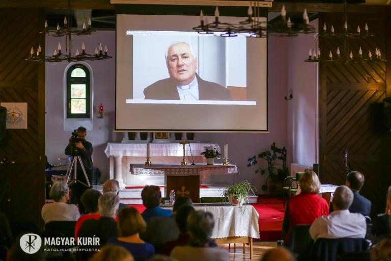 Isten kegyelme a keresztények öröme – Családkongresszus Máriabesnyőn – A Magyar Kurír beszámolója
