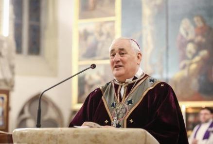 Ünnepi szentmisét tartanak püspök atya prédikációjával