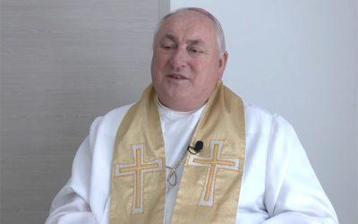 Online tartotta meg prédikációját Püspök atya a Nagyboldogasszony Főplébánián – VIDEÓ