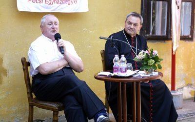 Óriási felelősséggel, nagy odaadással – Újjáalapítására emlékezett a Katolikus Karitász Pécsett. A Magyar Kurír beszámolója