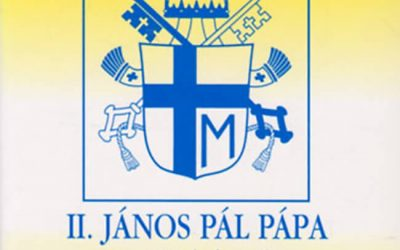 Szent II. János Pál pápa Novo Millennio Ineunte kezdetű apostoli levelének feldolgozása